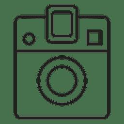 Foto da câmera mini
