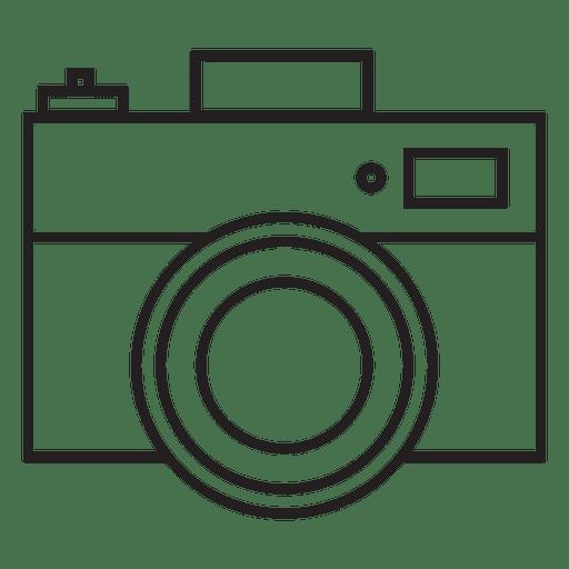 Photo camera front