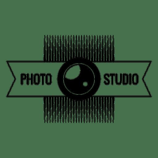 Retro Okular des Fotostudios Transparent PNG