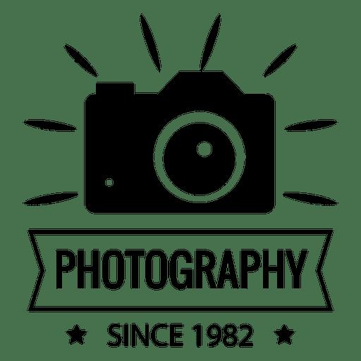 Photography logo maker - Editable design