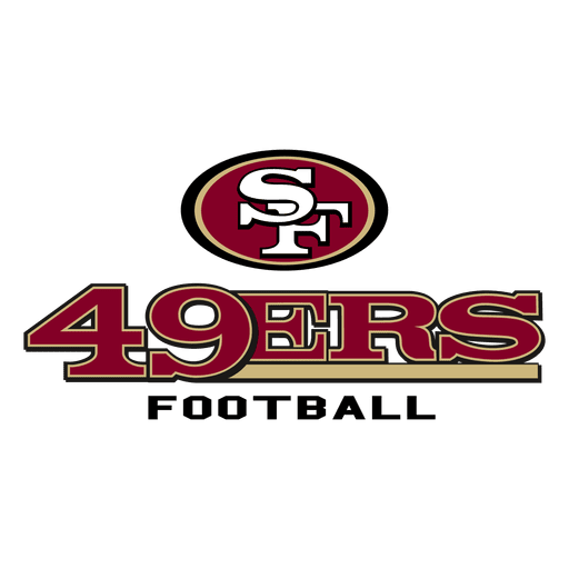 San Francisco 49ers American Football Transparent Png Svg Vector File