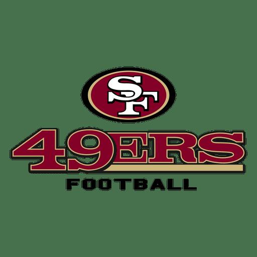San francisco 49ers fútbol americano - Descargar PNG/SVG ...