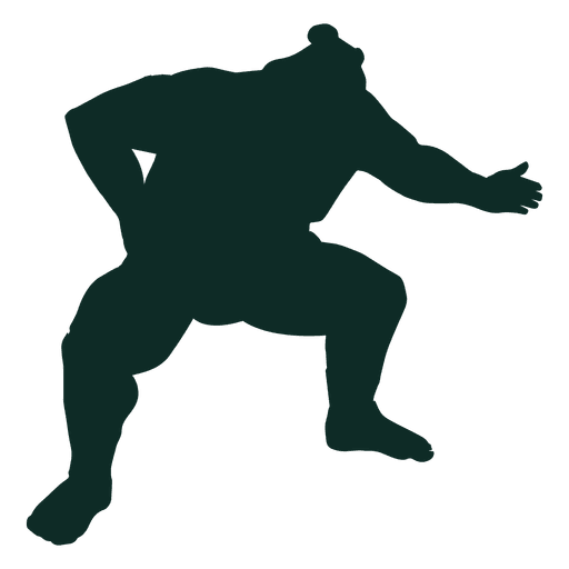Sumo wrestling heavyweight japan Transparent PNG