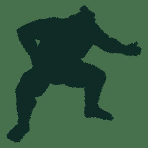 Sumo wrestling heavyweight japan