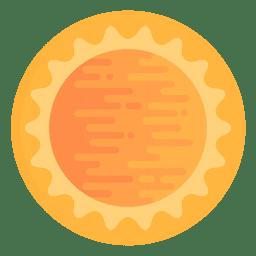 Sun heat star