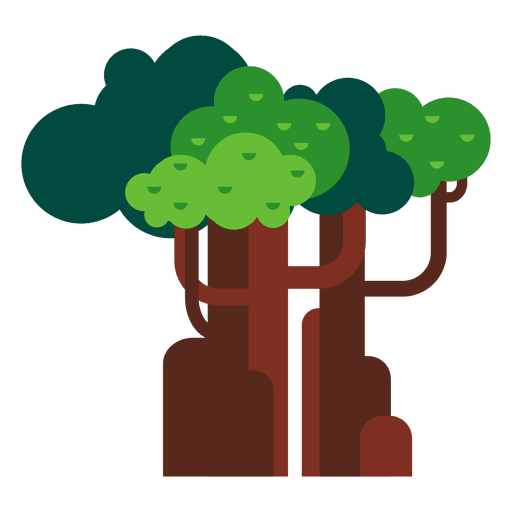 Trees woods nature Transparent PNG