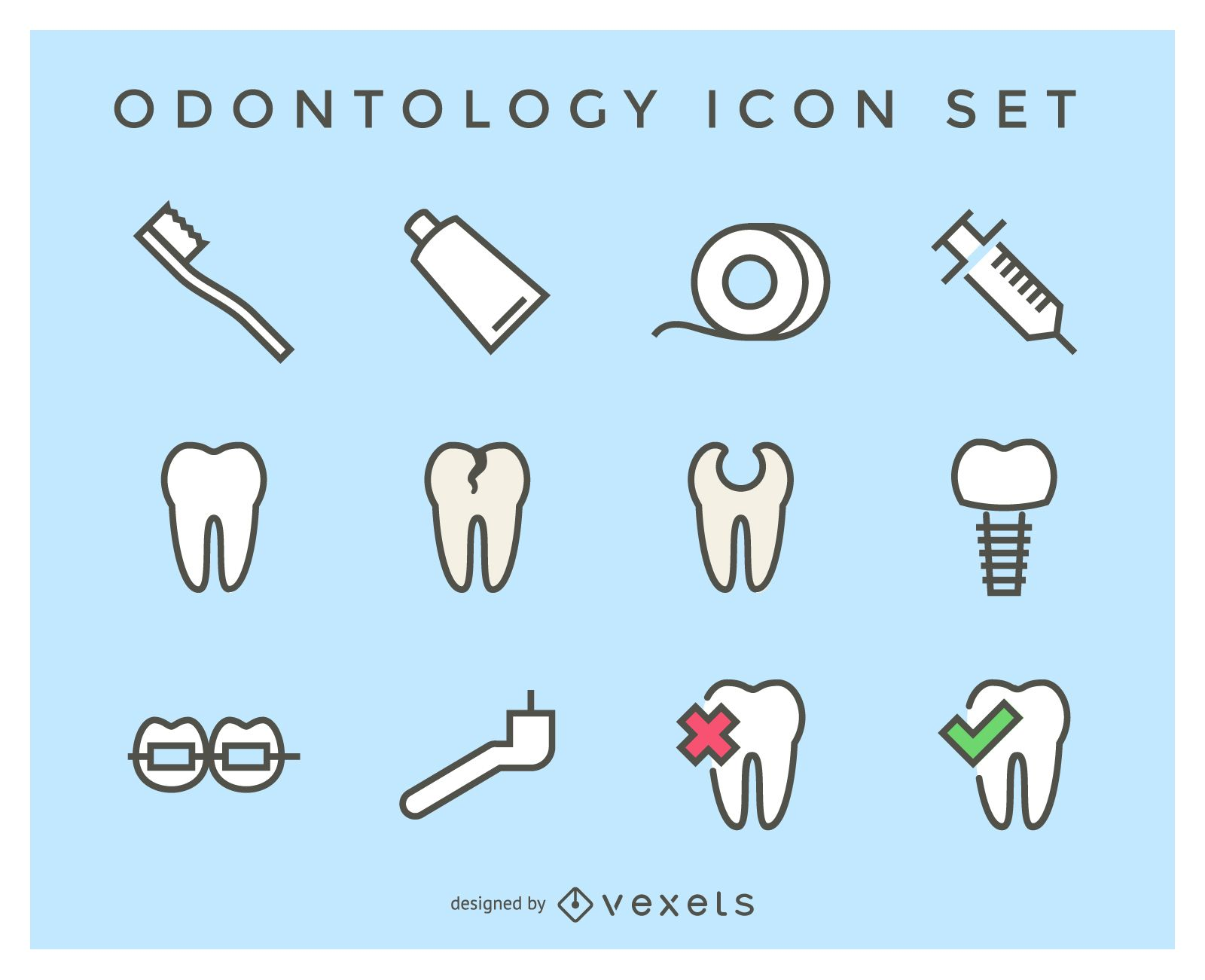 Teeth Vector & Graphics to Download