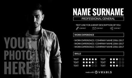 CV resume maker