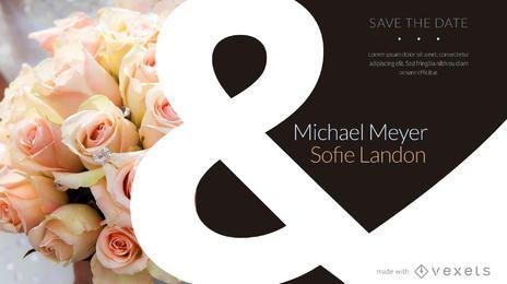 Stilvoller Hochzeitskartenhersteller