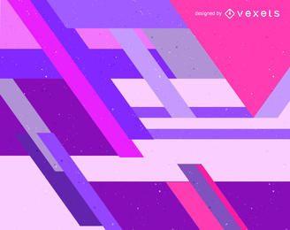 Diseño de fondo púrpura y rosa