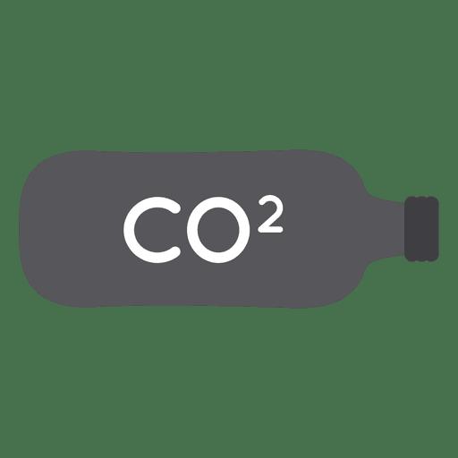 Co2 bottle tank