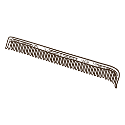 Comb hair tools