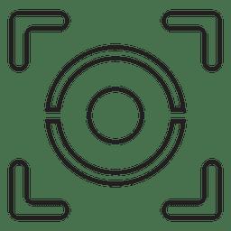 Ocular geometrico