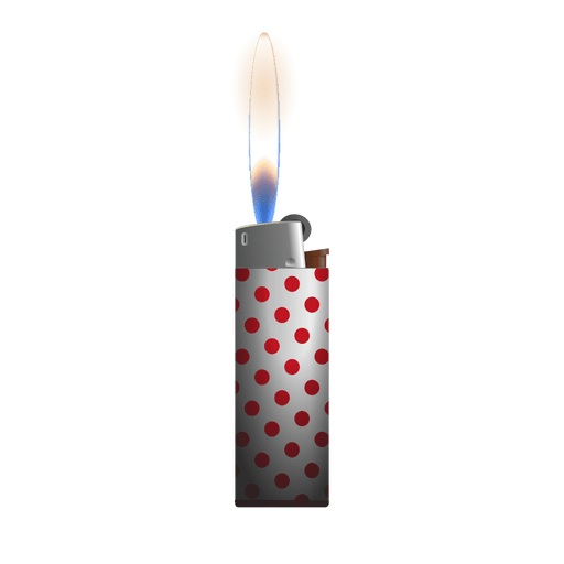 Flame lighter fire smoke Transparent PNG