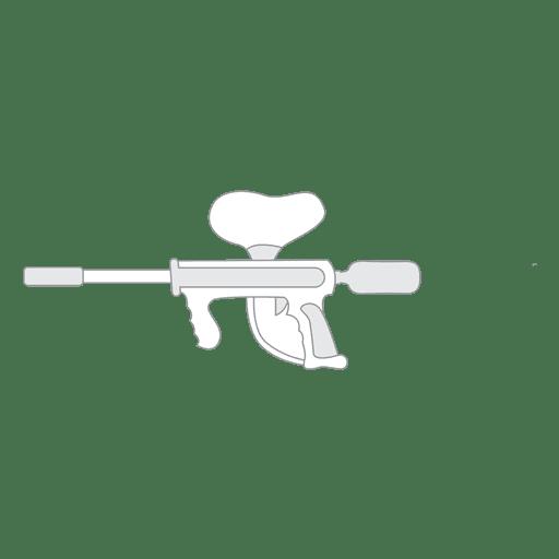 Gun stroke