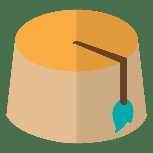 Sobremesa de chapéu Transparent PNG