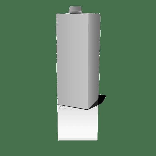 Maqueta de paquetes de leche Transparent PNG