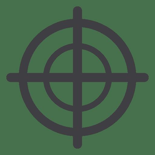 Ilustração simples objetiva Transparent PNG