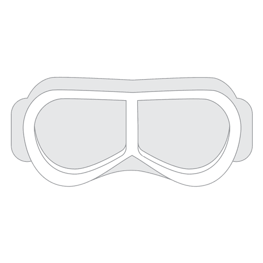 Paintball mask goggles Transparent PNG