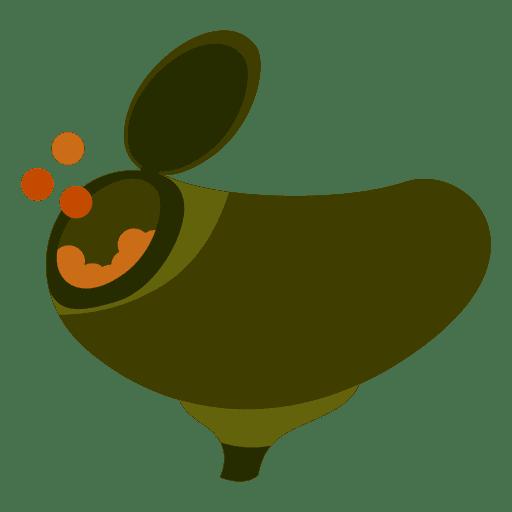 Paintball gun hopper Transparent PNG