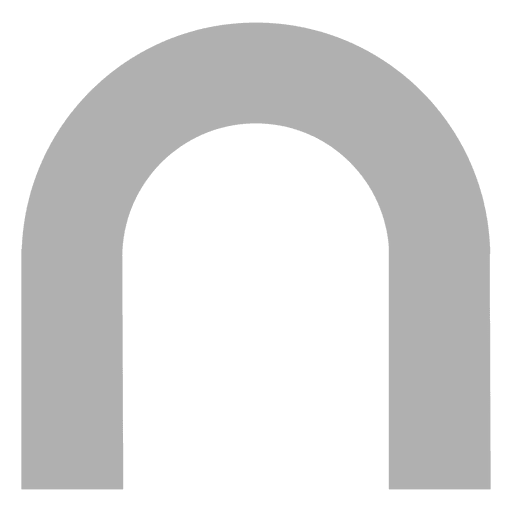 Sans serif n font Transparent PNG