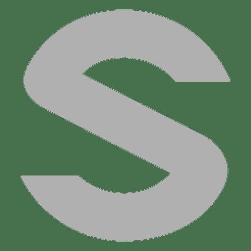 Sans serif s font