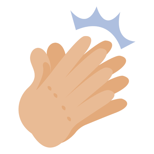 Zeichen klatschen Hand Transparent PNG