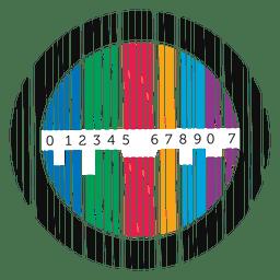 Placa de código de sinal