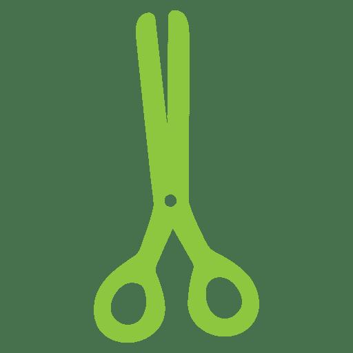 Smooth edge scissors