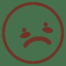 Emoticon de pensamento