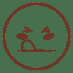 Zunge raus Emoticon