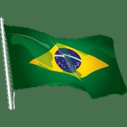 Reisen Brasilien Fahnenschwingen
