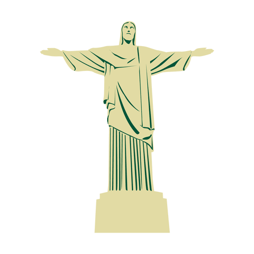 Travel christ the redeemer brazil Transparent PNG
