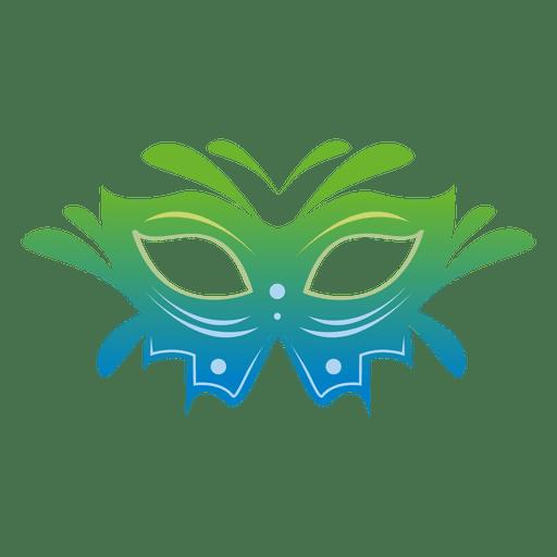 Máscara de carnaval colorido de viagem Transparent PNG
