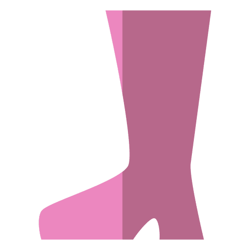 Pink boots clothing Transparent PNG