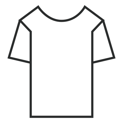 Stroke tshirt clothes