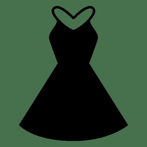 Roupas De Vestido Preto Baixar Pngsvg Transparente