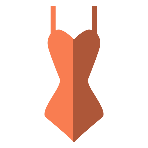 Flat swimsuit clothing Transparent PNG