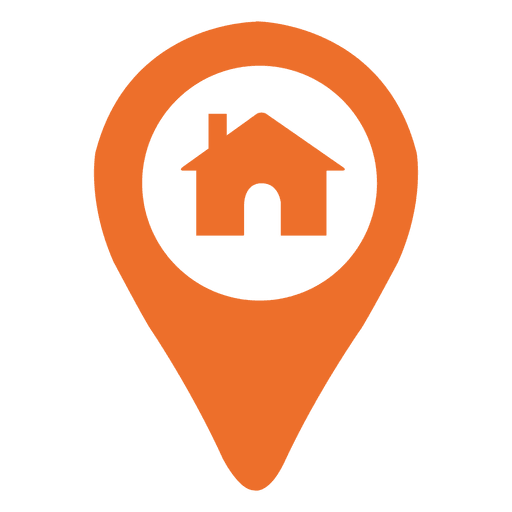 House Location Marker Icon Transparent Png Svg Vector