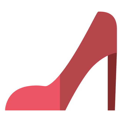 Red shoes clothing Transparent PNG