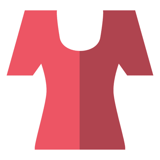 Red tshirt clothes