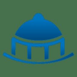 Ícone de cúpula Parliamentari