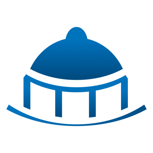 Parliamentari dome icon Transparent PNG