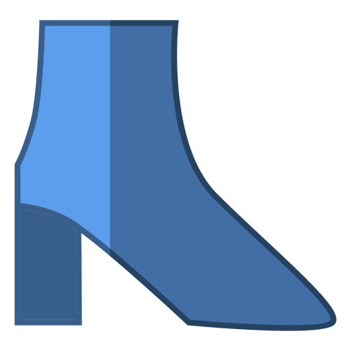 Blue boots clothing Transparent PNG