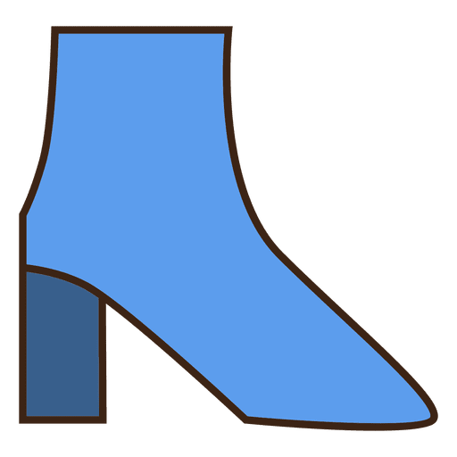 Blue flat boots clothing Transparent PNG