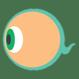 Circle eye icon