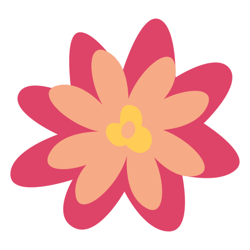 flower doodle illustration simple transparent png   svg Free Fall Clip Art Free Fall Clip Art