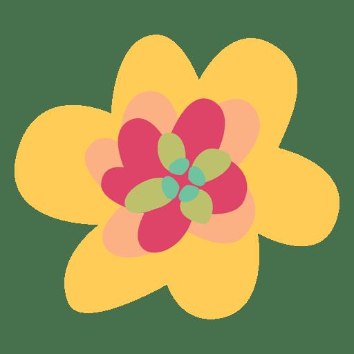 Natureza de ilustração de flor Transparent PNG