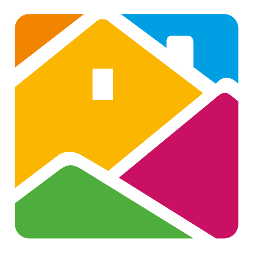House triangles icon Transparent PNG