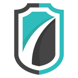 Icon shield emblem logo